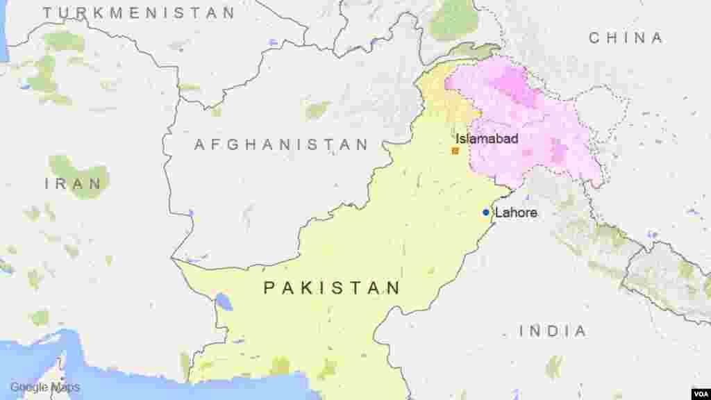 لاهور در شمال شرقی پاکستان، در استان پنجاب قرار دارد. اکثریت مردم این شهر مسلمان هستند اما مسیحیان حدود پنج درصد جمعیت شهر را تشکیل می دهند.