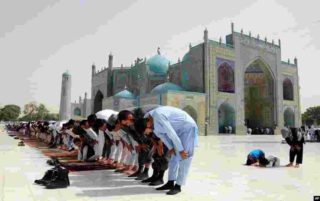 Mazar-i-Sharif, Afghanistan