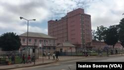 Hospital Regional de Malanje, Angola
