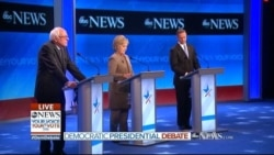Democrats Debate IS and Attack Trump