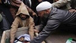 تظاهرکنندگان در لیبی به شدت سرکوب شدند