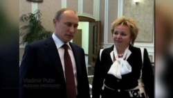 Russia's Putin and Wife Announce Split
