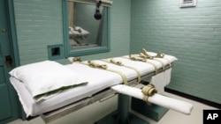 Phòng thi hành án tử hình