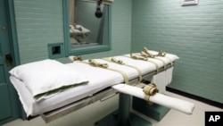 En Nebraska al último reo que se le aplicó la pena de muerte fue en 1997 y por silla eléctrica. Nunca aplicó la ejecución por inyección letal.