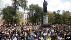 Москва, 31 августа