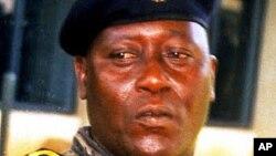 O almirante Bubo Na Tchuto foi preso na sequência da tentativa de golpe