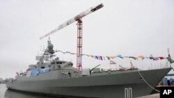 کشتی جماران-۲ ایران در بندر انزلی