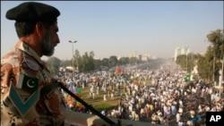 پاکستان میں عید الاضحی جوش و خروش سے منائی گئی، کراچی میں کھالیں چھننے کے واقعات