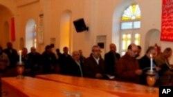 عراق میں عیسائی خاتون قتل