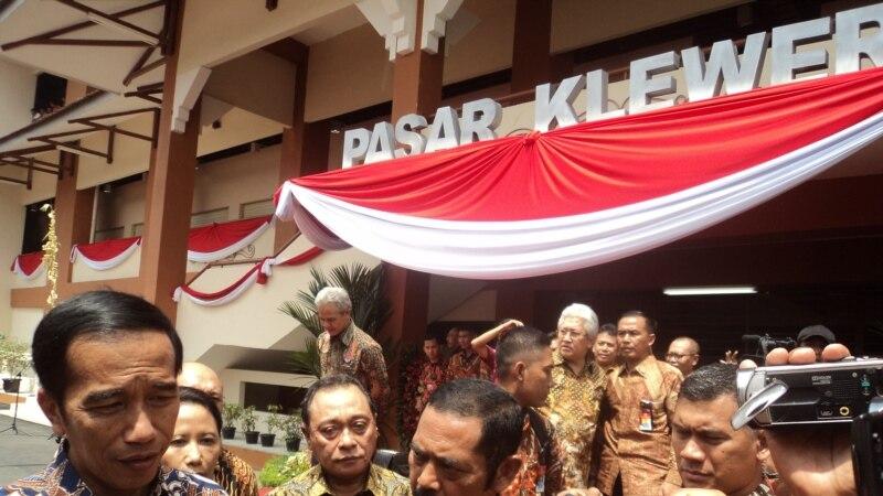 Presiden Jokowi:  Pasar Tradisional Perlu Dikelola dengan Sistem Modern dan Transparan