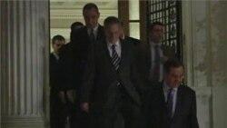 Watch video of Greek PM Papademos after emergency talks
