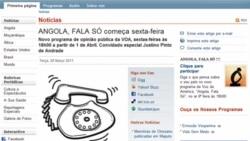 Angola, Fala Só, VOA Portuguese call-in show