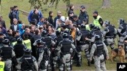 Реакции по инцидентот на Кале