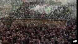هلاکت عزاداران شیعه در بم گذاری های عراق