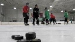 Antiqa xokkeychilar - Autism/Hockey
