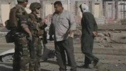 انفجار خودروی بمب گذاری شده در افغانستان