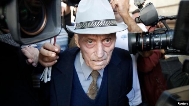 罗马尼亚判决共产党时期监狱长反人类罪20年徒刑