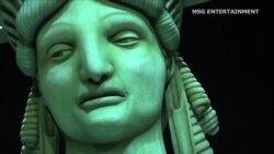 Radio City Music Hall Showcases New York Icons