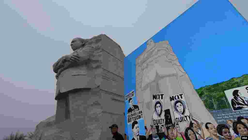 Монумент и картина