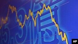 香港股市跌幅在亚洲居首