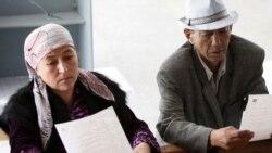 Qirg'izistonda referendum bo'ldi