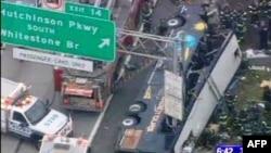 Autobuska nesreća blizu Njujorka