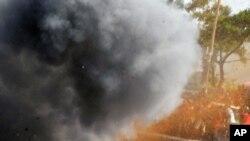 Serangan granat di Kenya