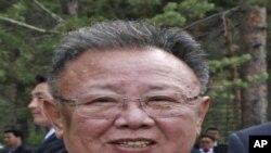 KIongozi wa Korea ya Kaskazini Kim Jong Il