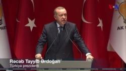 Ərdoğan: ABŞ bəyanatlarına görə Türkiyə ''iqtisadi basqın'' altındadır