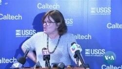 Terramoto na Califórnia estragou festividades do 4 de Julho