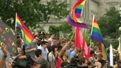 US Gay Marriage Ruling Yields Real-life Impact