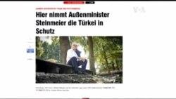"""Франк-Вальтер Штайнмаєр: ситуація на сході України """"вибухова"""". Відео"""