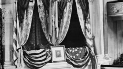 [VOA 이야기 미국사] 에이브러햄 링컨 대통령 암살 사건 (1)