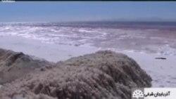 رهاسازی آب به دریاچه ارومیه