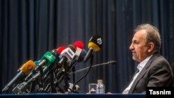 محمد علی نجفی شهردار تهران