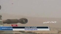Suriye Ordusu Palmira'ya Yaklaşıyor