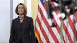 نانسی پلوسی - رییس مجلس نمایندگان آمریکا