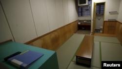 Một phòng giam tại Trung tâm Di trú Đông Nhật Bản. Ông Nguyen The Hung được cho là đã tự sát tại trung tâm di trú này ngày 25/3/2017.