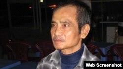 Ông Huỳnh Văn Nén đã ngồi tù oan suốt hơn 17 năm vì hai vụ án giết người hồi những năm 90. (Ảnh chụp từ trang Laodong).