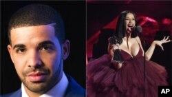 Top Ten Americano: Drake destronou Drake! Nova música de Nicki Minaj e Cardi B