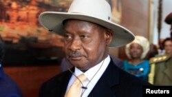 Yoweri Musseveni