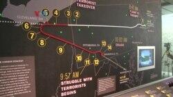 5K (Lima Kilometer): Monumen Flight 93