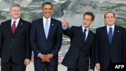Обама и лидеры ЕС: сравнение популярности