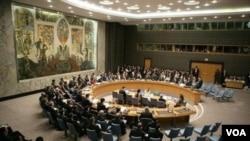 Suasana sidang Dewan Keamanan PBB. AS mengusulkan Resolusi Baru terkait isu konflik di Suriah (Foto: dok)