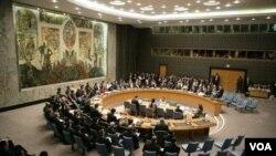 Sidang Dewan Keamanan PBB (Foto: dok).