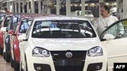 Số bán của Volkswagen tăng