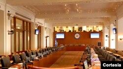 La reunión se realizará el miércoles 26 de abril a las 20:00 GMT, en la sede de la OEA.