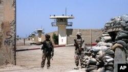 Тюрьма «Абу Граиб»