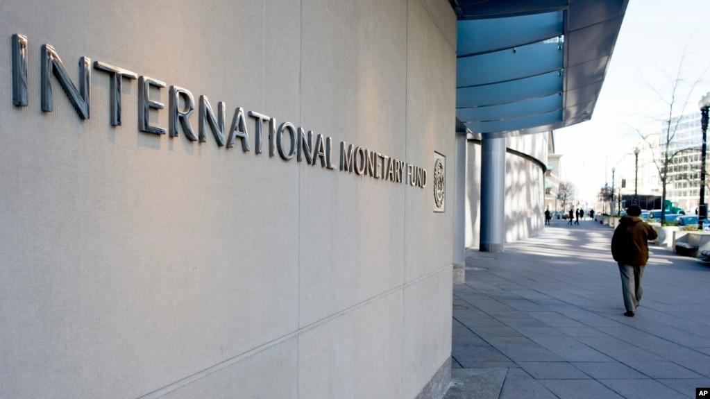 "IMF警告 全球""经济风暴""可能来临(图)"