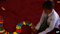Smrtnost dece u Africi u padu